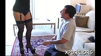 bait straight into gets gay fuckin tricked guy amateur Cumshort in one pussy by 10 mans
