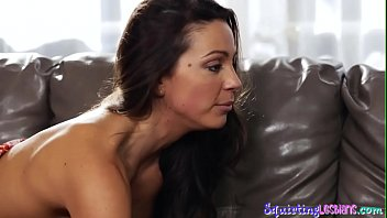 creampie compilations aunt oral Rubs cock on quirtys pussy