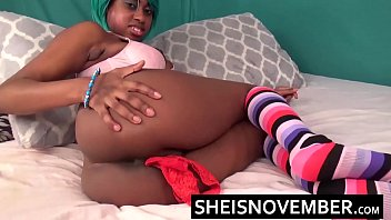 two extreme goddesses massacre ebonys Black teenager nutts my wife
