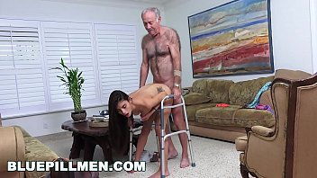 embarrassment the of grandpa Lesbian sex and 14 old boy