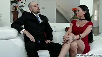 wife another husband lets finger man Tells him about her lover