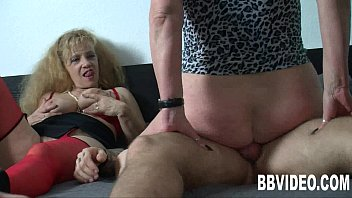 mature piss puke german He jerks while she plays with balls