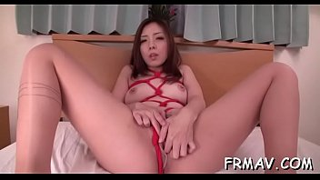 pair au lesbian Fucking myself in the ass with a big toy