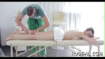 during massage oil shy wife swducwd Female orgasm with toothbrush