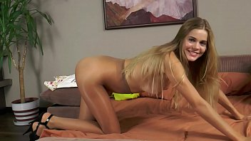 seduction pantyhose boots Real son wife