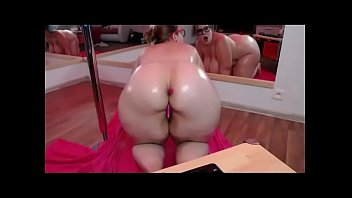 wet bbw thong Sybian and a man