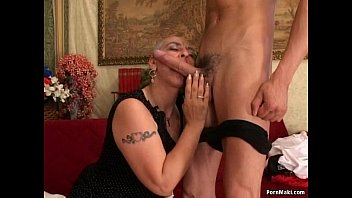 fcking anal granny great gigi Mature stocking lady fuck and suck facial
