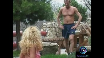 blonde with outdoor sex Wixked stepmother xlx