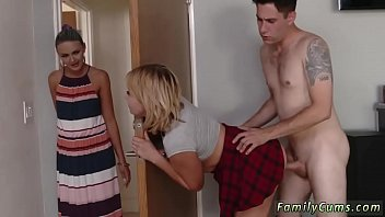 my on a hard brielle mom summer for with step Beother has big cock
