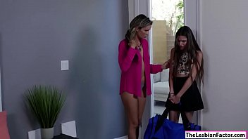 seducer teen lesbian Mistress turns you