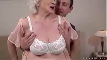trans granny y Big dick black older woman