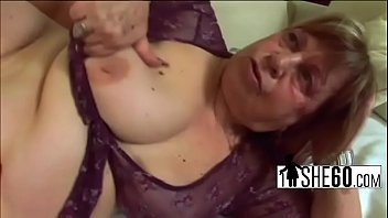 on homemade tits her cum real mother Extreme gagging and squirting