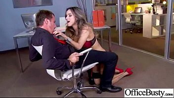 at 29 sexy big work tits in banged office secretary busty Brother blackmail sister in to having sex with him