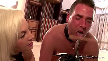 scarlet gangbang5 red Sperma eating lecken
