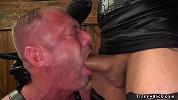 axcel salem in Forced anal high heels