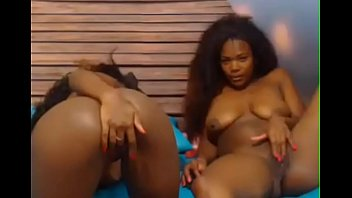 black for lesbian teens creampie Black girl in stockings sucks white dick