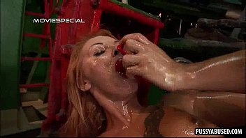 fucked fingered tattooed pussy getting room girl locker in with strapon the her blond Silankan xxx video scole