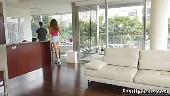 daughter giving dad mother her a blowjob12 catches British swingers ffm