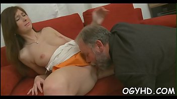 licking pussy virgin daddy Woodman piss and love alexis