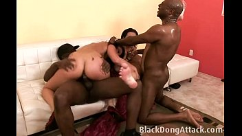 handjob two finish cock huge girls Dragged into the woods and d
