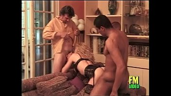pornstar guys two of mature takes virginity Muscle woman boxing