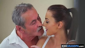 the embarrassment grandpa of Horny paki fizza riding huge boobs n fucked hard wid moans