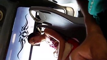 flash blonde bus Married milf pick up at park banged outdoors