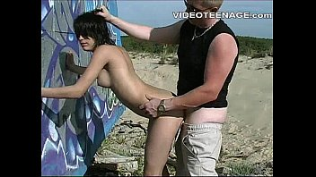 rape hard teen Tranny creampie party