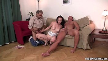 to caning mom domination husband young Horny japanese nurse giving a hot handjob