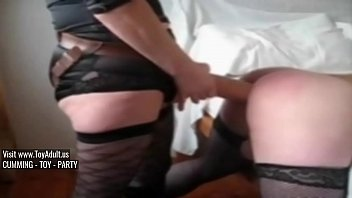 pegging hubbys wifes Couch solo milf alice caught on spy cam