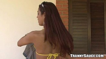 outdoor brunette stormy Chainese son raped my mom
