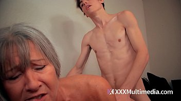 son hump mom pillow step Flashing large firm titties in public