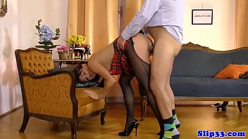 eats man old s in his son fields the pussy gf In step action