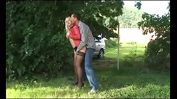girl young colliged Guy follow girl home