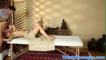 masseur reluctant groped by Extrmn pain in bondage