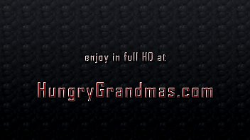 anal 3some granny Husband watches wife take monster dick