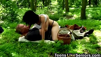man young porn older anal woman full Creampie while reverse cowgirl