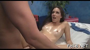 bound anal tricked Strapon bj pov