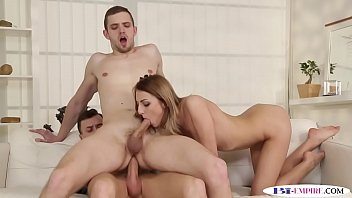 mmf anal wife Brother and step sister cum swallow