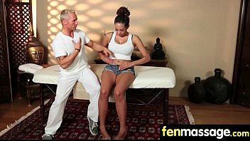 gives the she ever had amazing his best massage Hot tiny sluts lita phoenix goldie fucked by 3 massive cocks