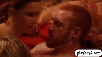 gay to watches it fuck off jerks horny he couple ass whille Cfnm girls blowing stripper cocks balls deep