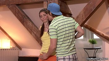 looking guy great jerking his gay boys penis Short teen alison rey gives her neighbor a birthday sex