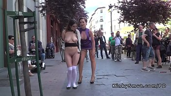 naked african stripped public woman Amateur gf tricked