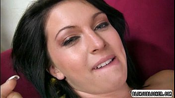 mouth her in cum overflowing Groped to orgasm by stranger