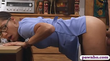lexi nurse bloom Tugjob in pov style with a brunette amateur temptress