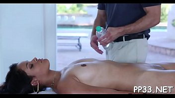 3 d animi Klaudia hot in first facial on cam