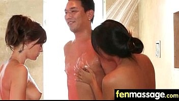 friend end threesome couple male up in who with Threesome asian forced6