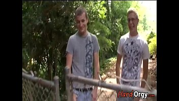 stripers hombres gay Sister threesome surprise