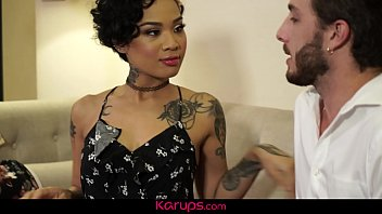 emma gets mae tattooed huge for birthd6 cock star petite porn Kerry louise cumshot and sexy shower
